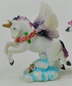 Unicorn/Pegasus juego de 6piezas
