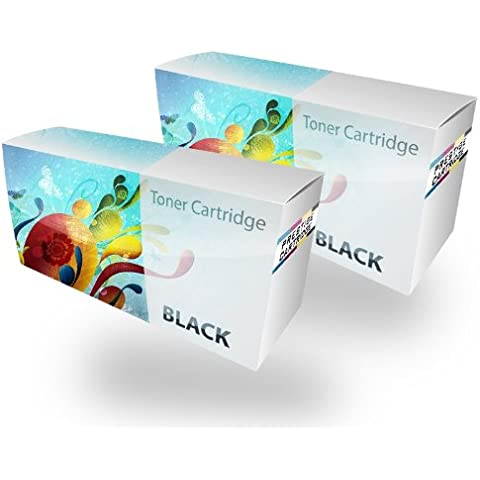 Prestige Cartridge MLT-D1042S - Pack de 2 cartuchos de tóner láser para Samsung SCX-3200/SCX-3205/SCX-3218,