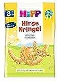 HiPP Kinder Hirse-Kringel ab 8.Monat, DE-ÖKO-037, Art.Nr. 3564-02 - VE 30g