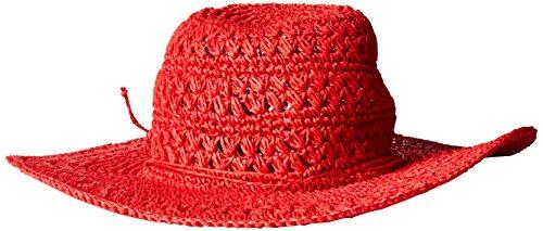 scala-womens-big-brim-crocheted-toyo-hat-coral-one-size