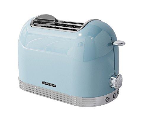 Schneider Toaster 2 Schlitze 3 Funktionen Blau