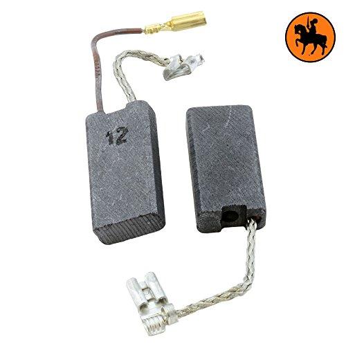 Preisvergleich Produktbild Kohlebürsten Bosch 11263 EVS - 120 V Hammer 6,3x12,5x25 mm mit automatische Abschaltung BUILDALOT