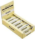 Barebells Proteinriegel 55g x 12 White Chocolate Almond Proteinreich...