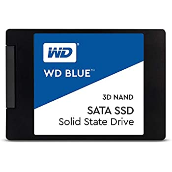 Western Digital WDS100T2B0A WD Blue 1TB 3D NAND Internal SSD 2.5 ...