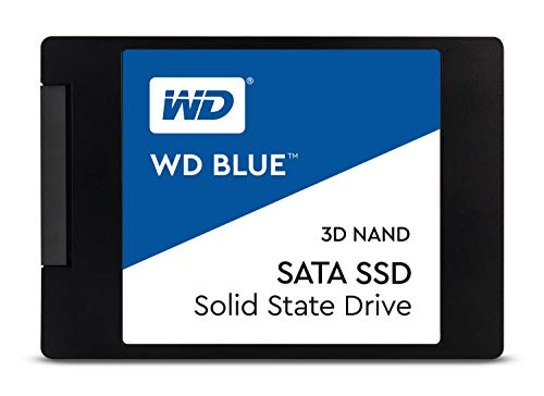 Western Digital WDS500G2B0A WD Blue 500GB 3D NAND
