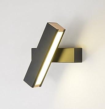 Moderne Wandbeleuchtung louvra 7w led wandleuchte innen dimmbare wandle moderne