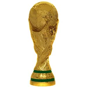 FIFA Football World Cup Replica Trophy Gold Look 32 CM 1.6 KG Weight New