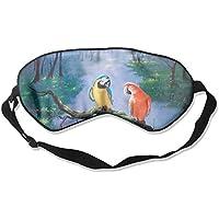 Yellow And Orange Parrots In Beautiful Forest 99% Eyeshade Blinders Sleeping Eye Patch Eye Mask Blindfold For... preisvergleich bei billige-tabletten.eu