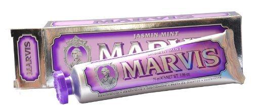 Marvis Jasmine Mint Toothpaste 75 ml by Marvis (English Manual)