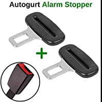SYITCUN Sicherheitsgurt Stopper Kunststoff Gurtstopper Universal Sicherheitsgurt Gurt Knopf f/ür Auto SUV LKW,4er Pack