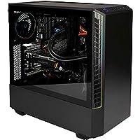 DeepGaming Havak - Ordenador Gaming de sobremesa A-RGB (Intel Core i9-9900, 32GB RAM, 480GB SSD + 2TB HDD, Nvidia GTX1650 4GB DDR5, Sin Sistema Operativo) Color Negro