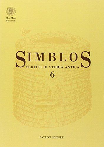 Simbolos 6. Scritti di storia antica