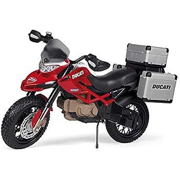 0f09103253acd Peg Perego Moto Ducati Hypercross  Amazon.it  Giochi e giocattoli