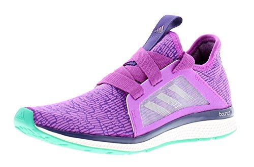 size 40 c15e6 74700 Adidas Edge Lux Mujeres Zapatillas de Deporte corrientes-Purple-39.33