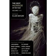 [(The Best Horror of the Year Volume Five)] [Author: Ellen Datlow] published on (September, 2013)