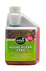 Envii Algae Klear Xtra – Blanket Weed Treatment For Submerged Blanket Weed and String Algae – Treats 10,000 Litres