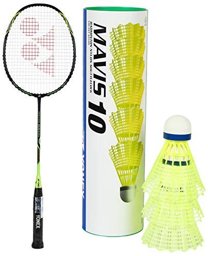 1. Yonex Voltric 0.5DG Graphite Badminton Racquet