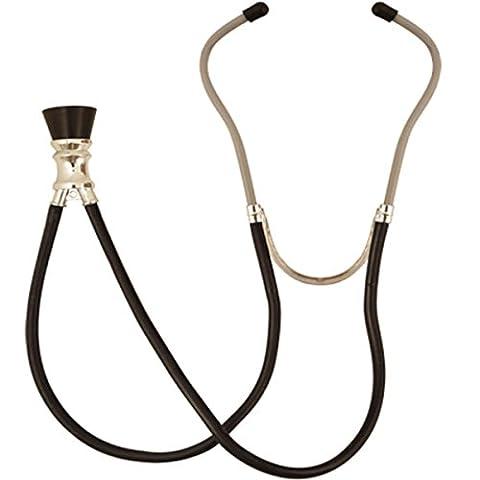 German Trendseller® - stéthoscope┃ accessoire de carnaval┃ docteur ou infirrmière ┃pour déguisement ou jouer