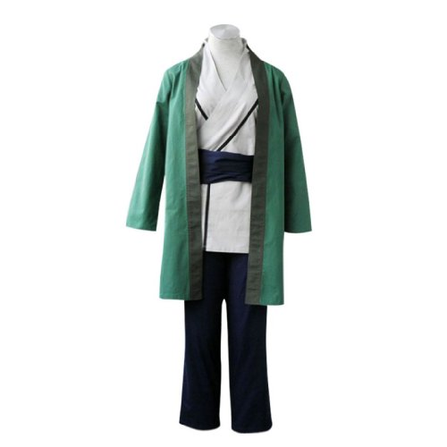 Dream2Reality japanische Anime Naruto Cosplay Kostuem -Tsunade 1st Ver X-Large