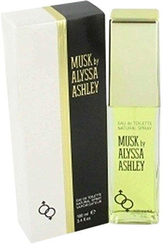 Alyssa Ashley - Musk EDT Vapo 50ml for Women