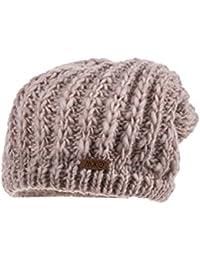 MaxiMo Baskenmütze mit Jerseyfutter - Bonnet - Fille