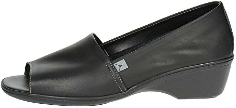Cinzia Soft IE8040 005 Zapatos con Punta Abierta Mujer