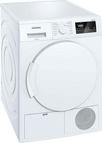 Preisvergleich Produktbild Siemens WT43N200 iQ300 Trockner / Kondenstrockner / B / Metallverschlusshaken