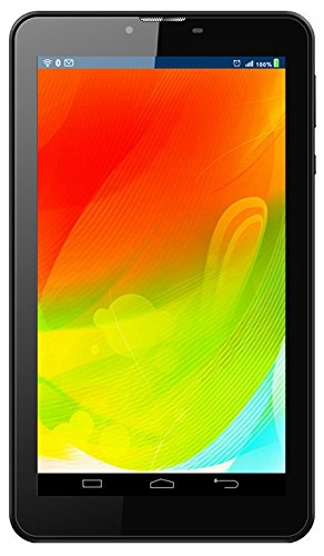 Swipe Slice Tablet(7 inch, 4GB, Wi-Fi+3G+Voice Calling), Black