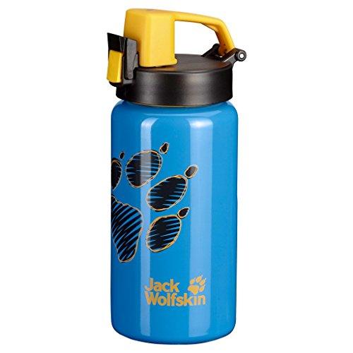 Jack Wolfskin Kinder Sport Trinkflasche 0.5 L blue Brilliant Blue Size:One Size