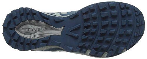 Merrell Damen Agility Peak Flex 2 E-Mesh Traillaufschuhe Blau (Legion Blue)