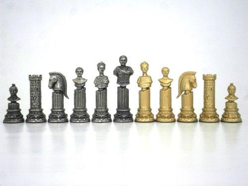 Schachfiguren Römisches Imperium