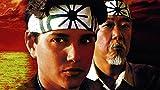 bubbleshirt Poster Karate Kid - Daniel - Maestro Miyagi - Movie - Film Cult - Disponibile nei Formati 50x70cm e 70x100cm