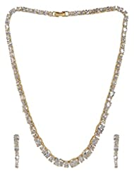 BGS Style Diva Gold & Silver Set For Women - B00VE9Y3VI