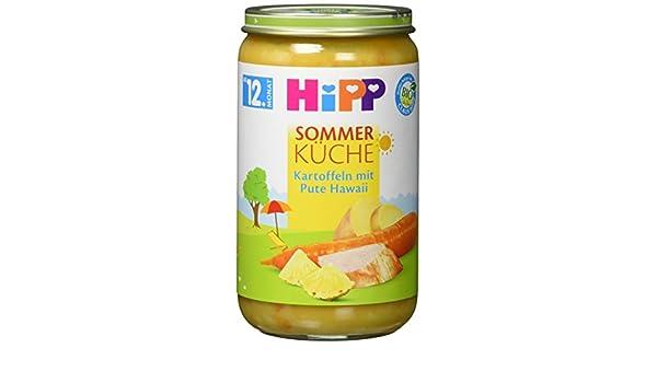 Hipp Sommerküche : Hipp menüs kartoffeln mit pute hawaii 1er pack 1 x 250 g : amazon