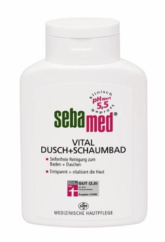 Sebamed Vital Dusch- und Schaumbad, 2er Pack (2 x 400 ml) - 1900-wc
