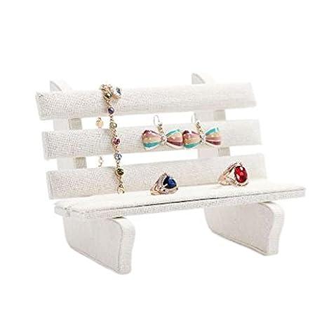 Wangjianfeng Halskette Stützen Armband Ring Ornamente Schmuck Display Stand , small white sofa