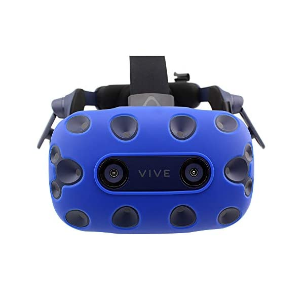 AMVR VR Headset Protective Case Silicone Skin for HTC Vive Pro 41L9Wu  k L