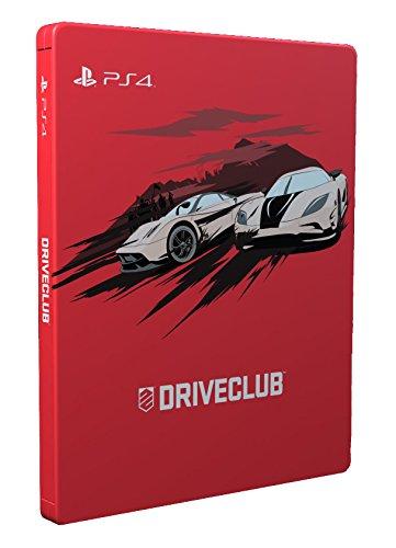 DriveClub - Special Edition mit Steelbook (Exklusiv bei Amazon.de) - [PlayStation 4] (Pc Club Midnight)
