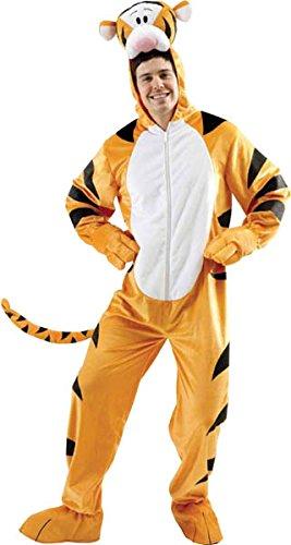 Rubie 's Offizielles Disney Tigger Kostüm–Erwachsene Größe Standard