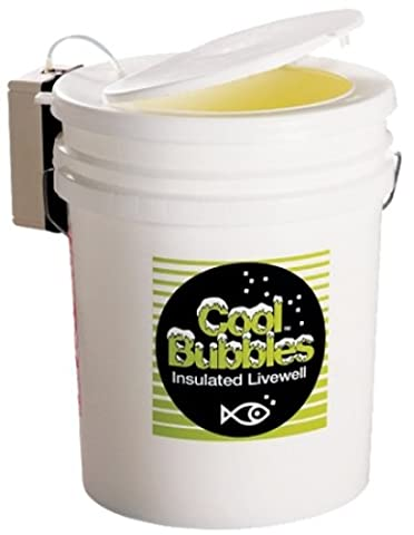 Marine Metal CB-35 Cool Bubbles 5 Gallon, Insulated Pail w/B-3
