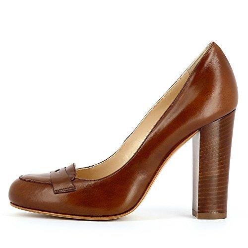 Evita ShoesCRISTINA - Scarpe col tacco Donna cognac