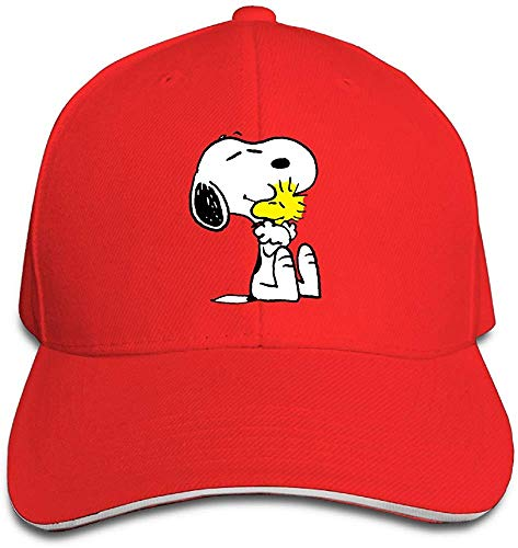 y Peanut Adjustable Snapback Baseball Cap Pink One Size ()