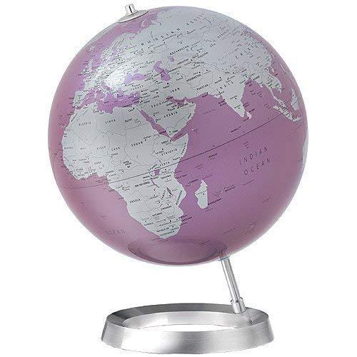 Atmosphere bola Amatista bola esferas Globe visión mundial de globos terráqueos