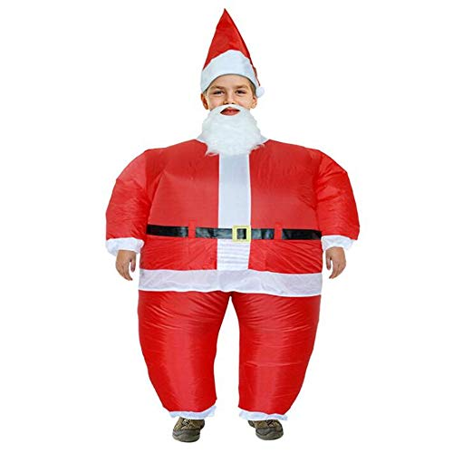 (Sunshine Weihnachtsfeier Rolle Spielen Aufblasbare Kleidung Erwachsene Kinder Eltern-Kind-Aktivitäten Rave Party Performance Kleidung,Children)
