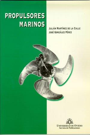 Propulsores marinos por Julián Martínez de la Calle