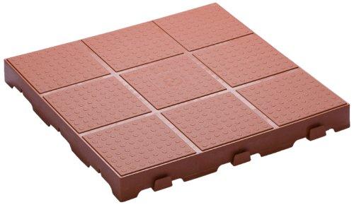 Toomax Außenpflasterung Floory, Rot