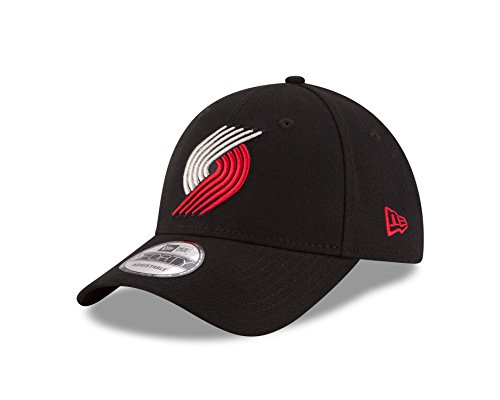 New Era Herren The League 9Forty Portland Trailblazer Mütze, Schwarz, Einheitsgröße (Fan Portland Trailblazers)