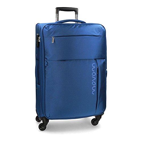 Movom Manhattan Maleta, 69 cm, 36 Litros, Azul