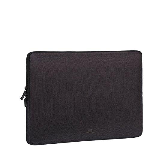 RivaCase 7705 Laptop sleeve 15.6' - Custodia per Notebook fino a 15.6', Nero