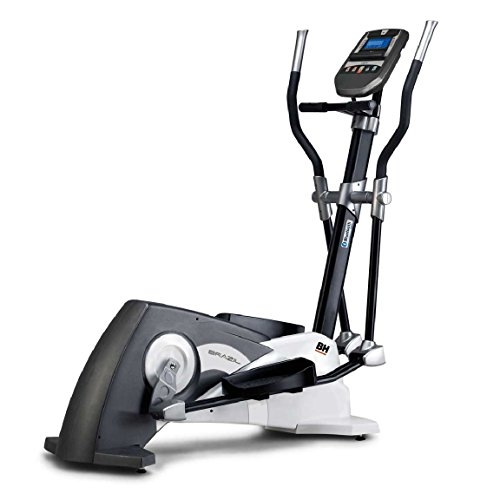 BH Fitness i.BRAZIL Crosstrainer - Stride length 46cm - Magnetic resistance - Inertial system 16kg - i.Concept by BH - G2375I